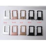 Bandeja Porta Sim Tray Chip Para Iphone 7 7+ 7 Plus Original