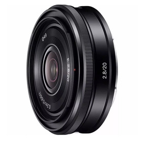 Lente Sony 20 Mm F/2.8 E Mount 1 De Garantia+frete Grátis