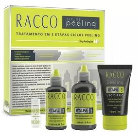 Tratamento Em 3 Etapas Ciclos Peeling - Racco
