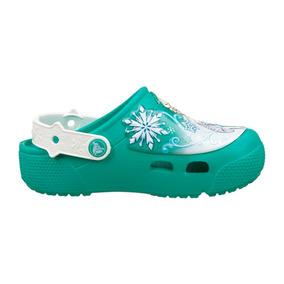 Calzado Crocs Frozen Clog Tropical - Crocs Uruguay