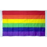 Bandera Lgbt Orgullo Gay Arcoiris Diversidad 90 X 150cm
