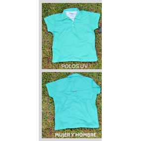 Polo Deportiva Mujer Uv50 3 Colores Fit Hydrocolor