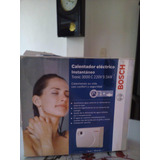 Calentador Eléctrico Instantáneo Troncó 3000 Bosch