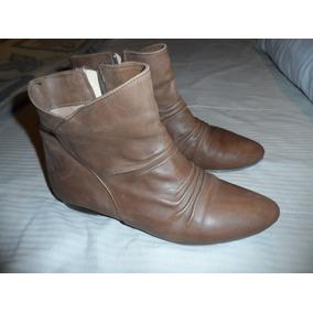 Botas De Cuero Para Damas Usadas Mary Joe - Zapatos de Mujer 2e585de7381b