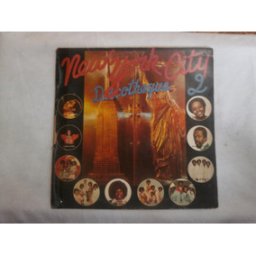 Lp New York City Discotheque 2, Vinil Capa Dupla, Disco 1977