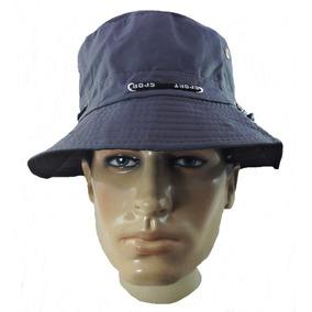 5e1e1288d75c0 Chapéu Bucket Hat Com Forro Regulador E Respiradores Top