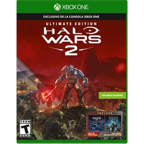 Halo Wars 2 Ultimate Edition Xbox One Fisico Nuevo Y Sellado