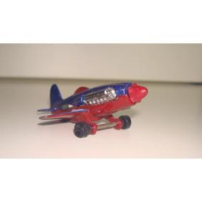 Hot Wheels Avioneta Usado