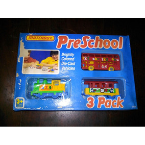 Set Matchbox Pre School 1