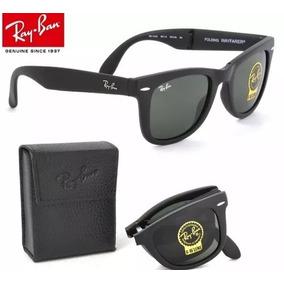5874226978973 Óculos Ray-ban Wayfarer Folding Dobrável - Óculos no Mercado Livre ...