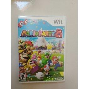 Mario Party 8 Wii Para Nintendo Americanos