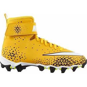 Tachos Nike Force Savage Shark 8.5 Mx Amarillos Bota 70aa931178bc5