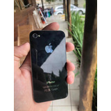 Iphone 4 Preto 8gb