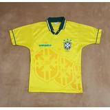 210b9b48d5 Camisa Brasil Seleção Brasileira 1994 no Mercado Livre Brasil