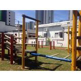 Eco Parque / Academia Ao Ar Livre - Tramasul / 56% Desconto!
