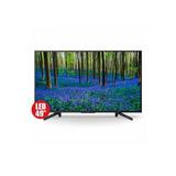 Exi-k Sony Tv 49 123cm Sony 49x727f 4k-uhd Internet Sony 4
