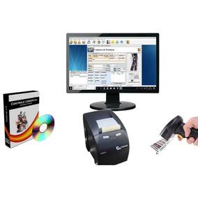 Controle De Estoque Caixa Clientes Produtos Vendas Preço Pdv