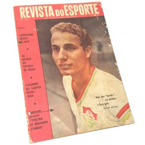 Revista Do Esporte 1966 Nº374