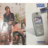 Promoción Flash!!! Nokia 3595 Celular Telcel Nuevo