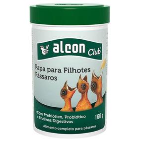 Alcon Club Papa Filhote Passáro 160g