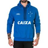 Moletom Agasalho Blusa Cruzeiro Masculino Feminino Promoção 50d75560e6a7f