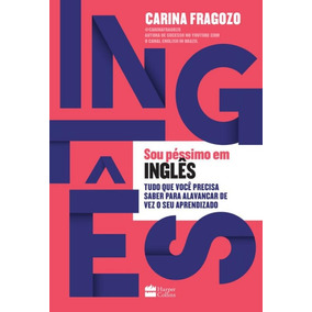 Sou Péssimo Em Inglês - Harper Collins Brasil