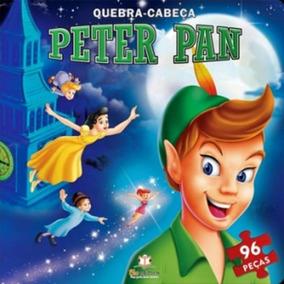 Peter Pan - Quebra-cabeça - Blu