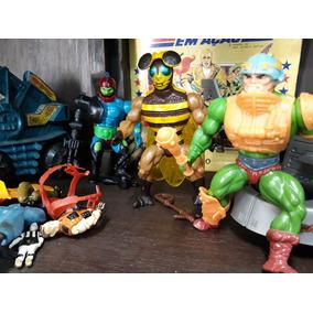 Coleção He-man Bonecos, Castelo De Grayskull, Snake Moutain