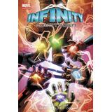 Comic Marvel Monster Edition Infinity Countdown Libro 11