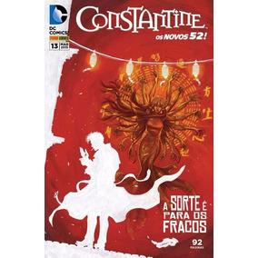 Constantine Nº 13 - Os Novos 52
