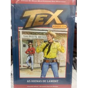 Coleção Tex Gold N 14 As Hienas De Lamont