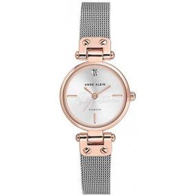 4a93e9fd48e2 Reloj Anne Klein Modelo  Ak3003svrt Envio Gratis por 100 Por Ciento Original