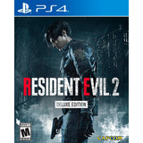 Resident Evil 2 Deluxe Edition Ps4 Digital Gcp