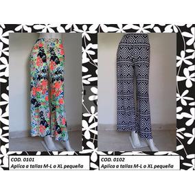 Pantalón De Dama Casual De Vestir, Blusas Vestidos