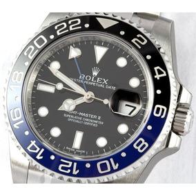 8cf9f3b8ee4 Rolex Gmt Vermelhoazul - Joias e Relógios no Mercado Livre Brasil