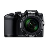 Cámara Nikon Coolpix B500 40x Zoom Optic