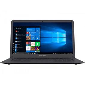 Notebook Positivo Motion Q232a Intel Atom - 2gb Ssd 32gb 14