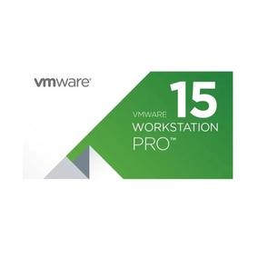 Vmware Workstation 15 Pro - (novo) + Licença