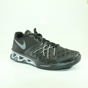 outlet store ebb92 24fb8 Tenis Nike Hombre Reax 852694 Negro