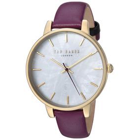 Reloj Casual De Acero Inoxidable Y Cuero De Cuarzo Para M 126f73346a19
