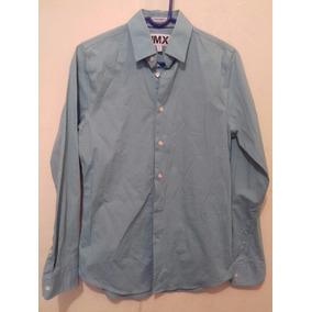 Camisa 1mx Express Talla Chica 14 - 14 1/2