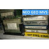 Cartuchos Y Sistema Neo Geo Mvs (arcade) Cambio Vendo