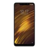 Vitrine Xiaomi Pocophone F1 Dual Sim 128 Gb Graphite Black