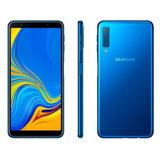 Samsung A7 2018 New 2019 Ram 4gb 3 Camaras Garantia 1 Año