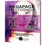 Mega Curso De Photoshop Maestro En 50hs + Bonos En Oferta