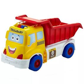 Caminhão Trucababy Com Som - Calesita