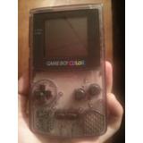 Nintendo Game Boy Color Púrpura Transparente