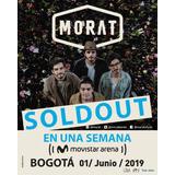 Boletas 01 De Junio Concierto Morat