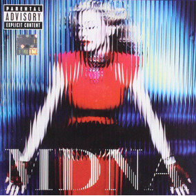 Madonna Mdna Cd Oferta Nuevo Mika Nicki Minaj Mia Solveig