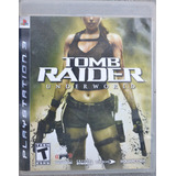 Tomb Raider Underworld Ps3 Play Magic